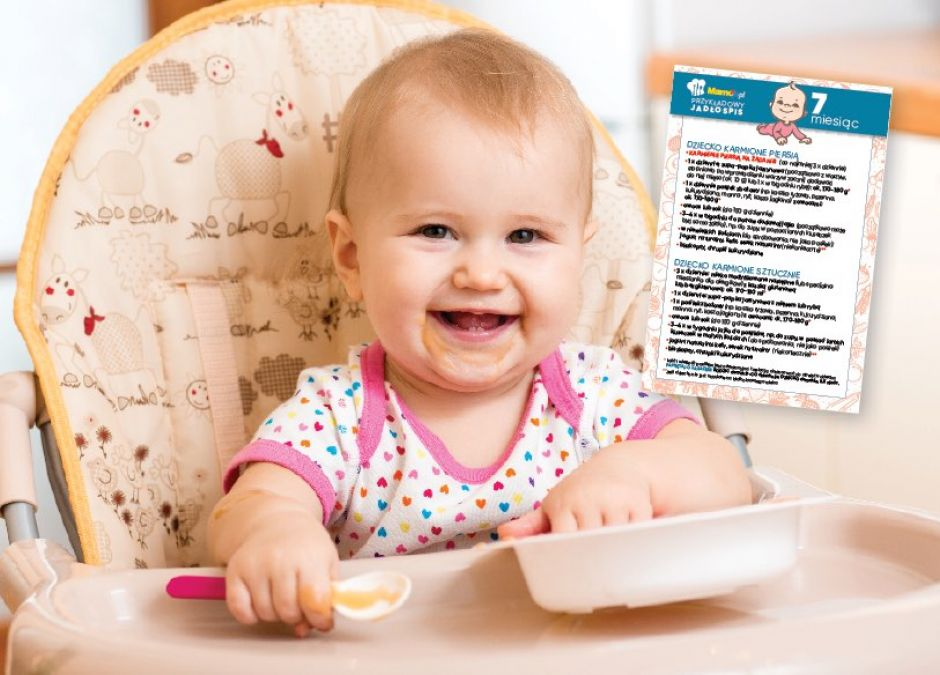 dieta 19 miesiecznego dziecka