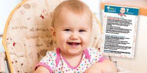 karmienie dziecka 7 miesiąc