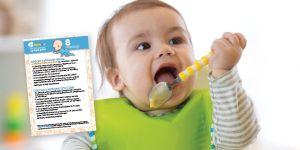 karmienie dziecka 8 miesiąc