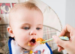 karmienie niemowlaka, dieta dziecka, rozszerzanie diety niemowlaka