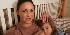 Karmienie piersią 4-letniego dziecka