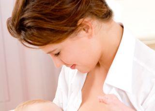 karmienie w ciąży, karmienie piersią
