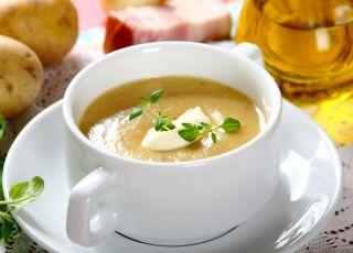 kartoflanka - zupa krem