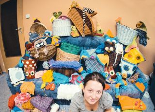Kasia Skiba przedsiębiorcza mama