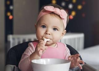 kasza manna dla niemowlaka
