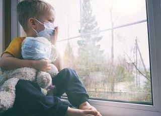 kaszel u dziecka, alergia