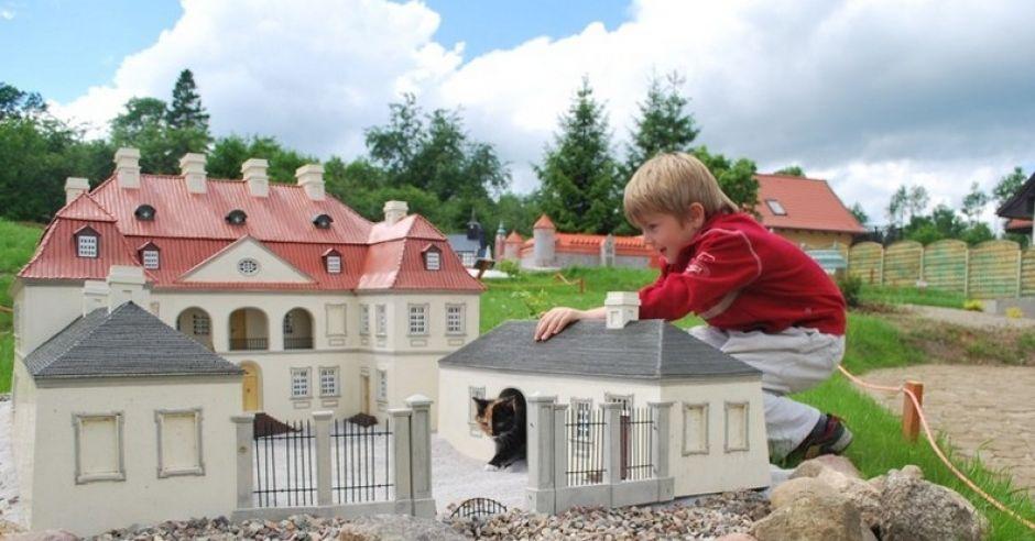 Kaszubski Park Miniatur w Mirachowie