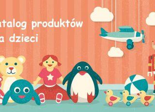 Katalog produktów dla dzieci Babyonline.pl