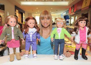 Katarzyna Bujakiewicz i lalki WeGirls