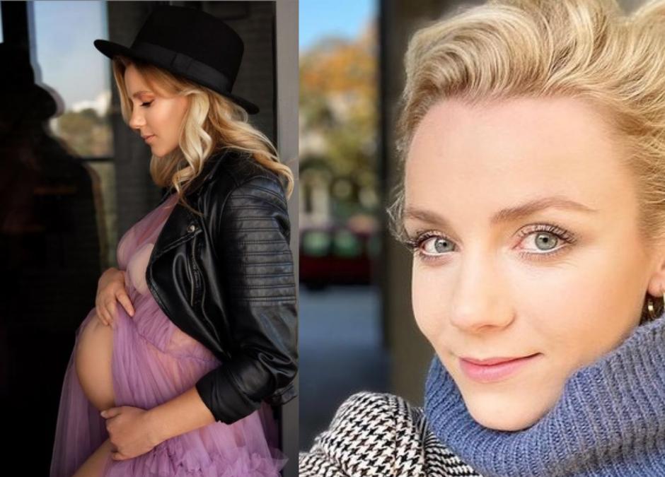 Katarzyna Grabowska wkrótce zostanie mamą. Zdradziła płeć dziecka