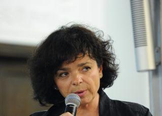 Katarzyna Grochola namawia do cytologii i badania piersi