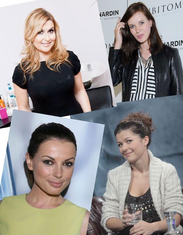 Katarzyna Skrzynecka, Katarzyna Glinka, Karolina Malinowska