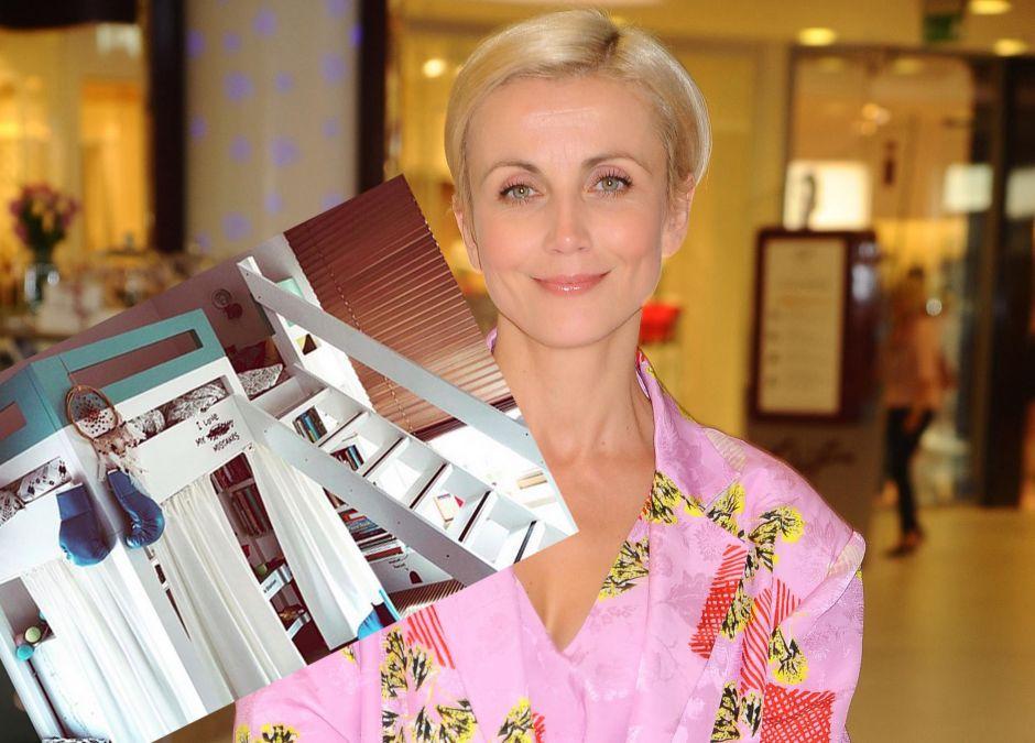 Katarzyna Zielińska pokaząła pokój synka