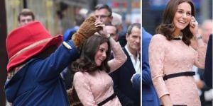 Kate tańczy z Paddingtonem