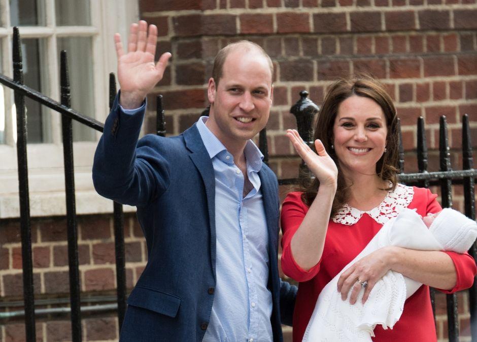 Kate, William i trzecie Royal Baby