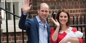 Kate, William i trzecie Royal Baby