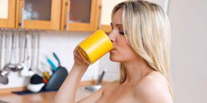 kawa a ciąża, dieta w ciąży, picie kawy w ciąży, kobieta w ciąży