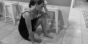 Każda mama zna uczucie bezsilności, która doprowadza do łez