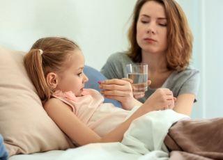 kiedy antybiotyk dla dziecka