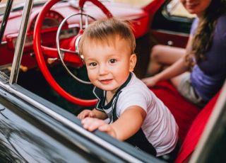 Kiedy dziecko może jechać samochodem bez fotelika?