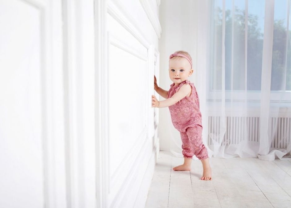 Kiedy dziecko zacznie chodzić