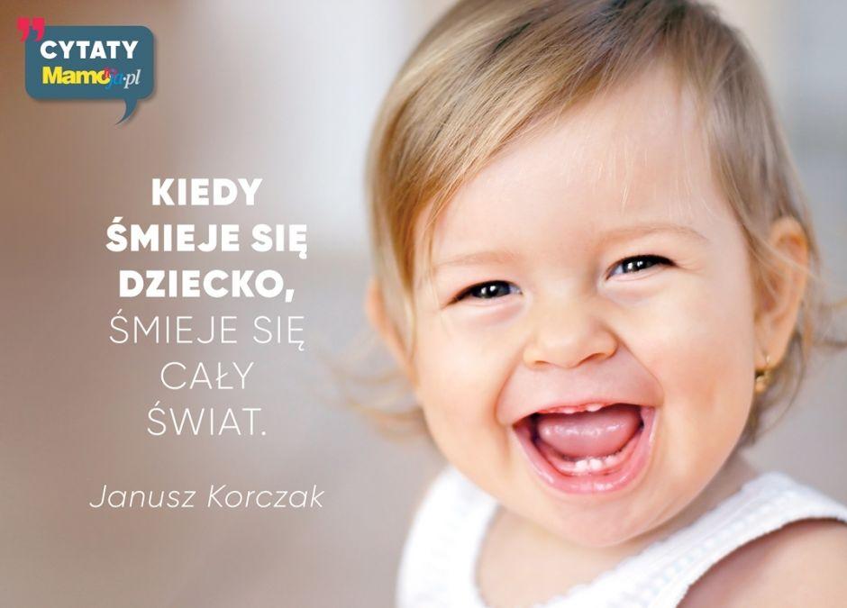 Janusz Korczak Cytaty Dla Rodziców Strona 5 Mamotojapl