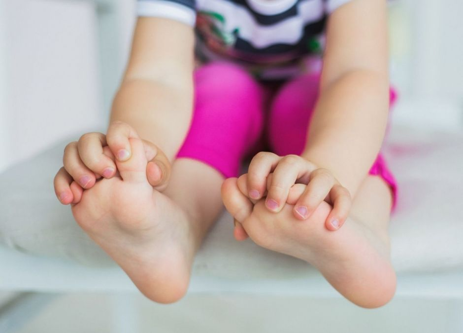 kiedy wkładki ortopedyczne dla dziecka