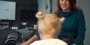 kitki, kucyki, fryzura dla dziewczynki, kucyki dla dziewczynki, fryzury dla dzieci