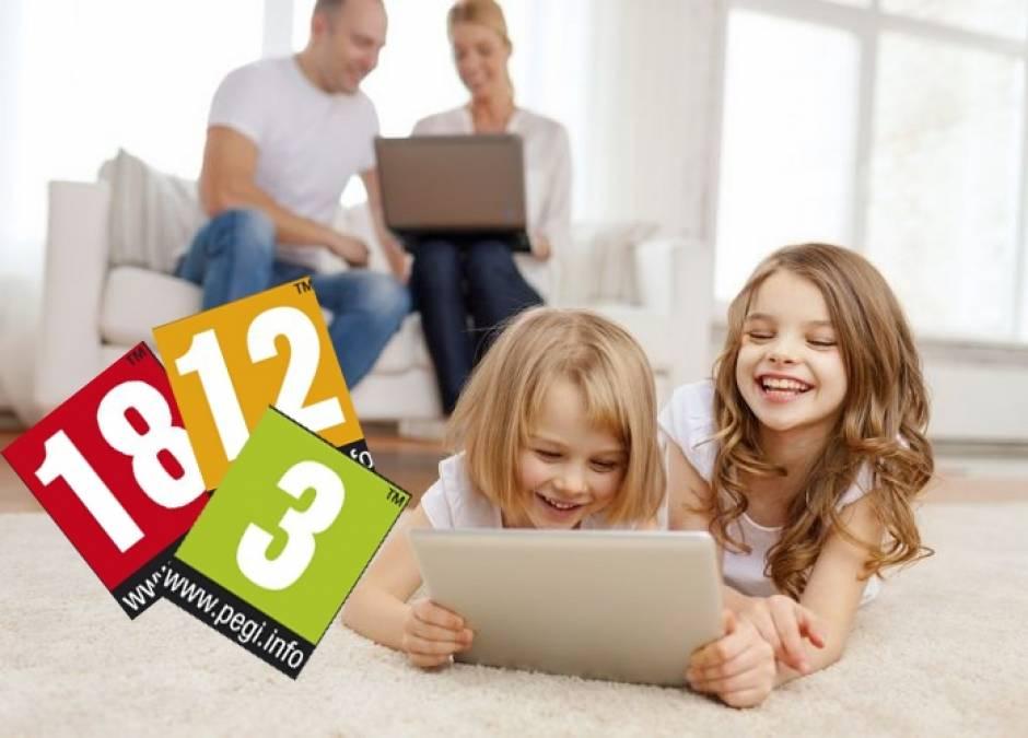 klasyfikacja gier PEGI, gry dla dzieci