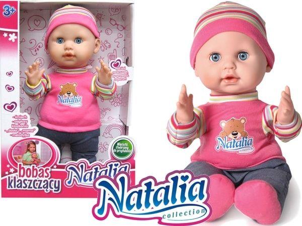 Lalka Natalia klaszcząca