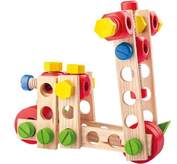 zabawki dla dzieci z autyzmem klocki drewniane