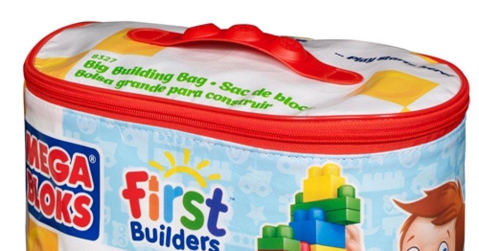 klocki, klocki dla dzieci, Big Building Bag