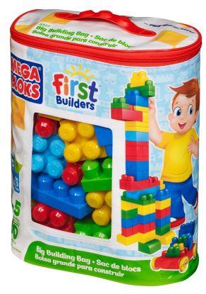 klocki dla dzieci, Big Building Bag
