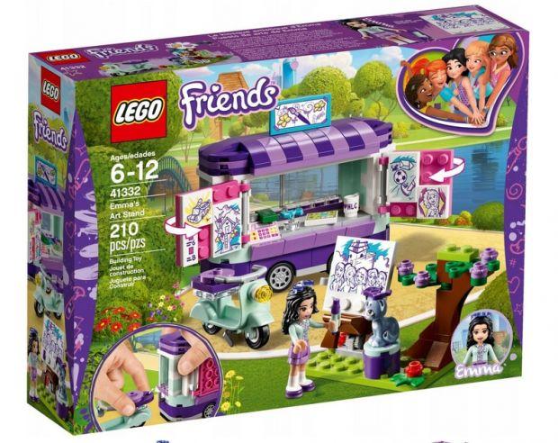 klocki lego dla dziewczynek sklep z pączkami