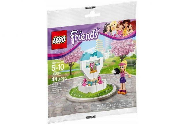 klocki lego friends minizestaw fontanna