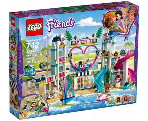 klocki lego Friends kurort