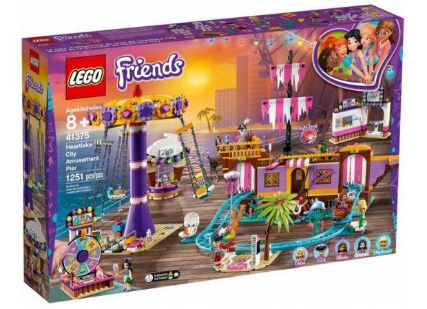 klocki lego friends statek piracki