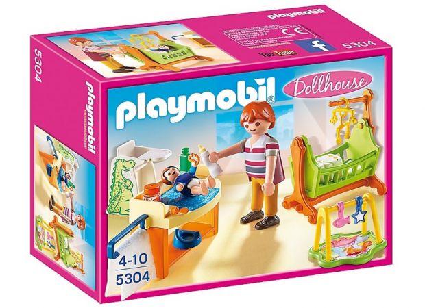 klocki playmobil pokój dla niemowlaka