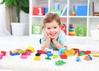 Klocki typu lego - najlepsza zabawa dla przedszkolaka