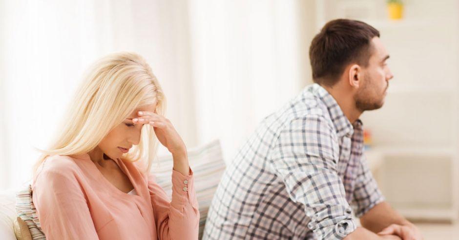 kłótnia małżeńska, kryzys małżeński