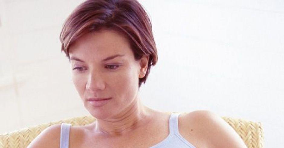 kobieta, ciąża, dolegliwości