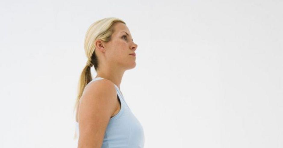 kobieta, ciąża, mama, ćwiczenia, piłka