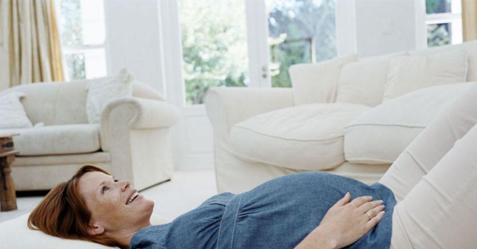 kobieta, ciąża, mama, ćwiczenia w ciąży