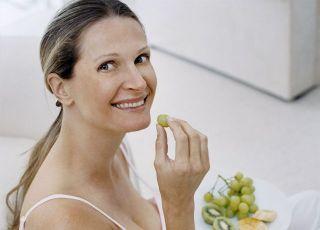 kobieta, ciąża, odżywianie w ciąży, owoce