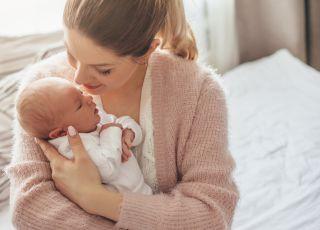 kobieta, dziecko, noworodek, Polki rodzą mniej dzieci