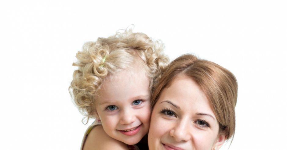 kobieta, kobieta z dzieckiem