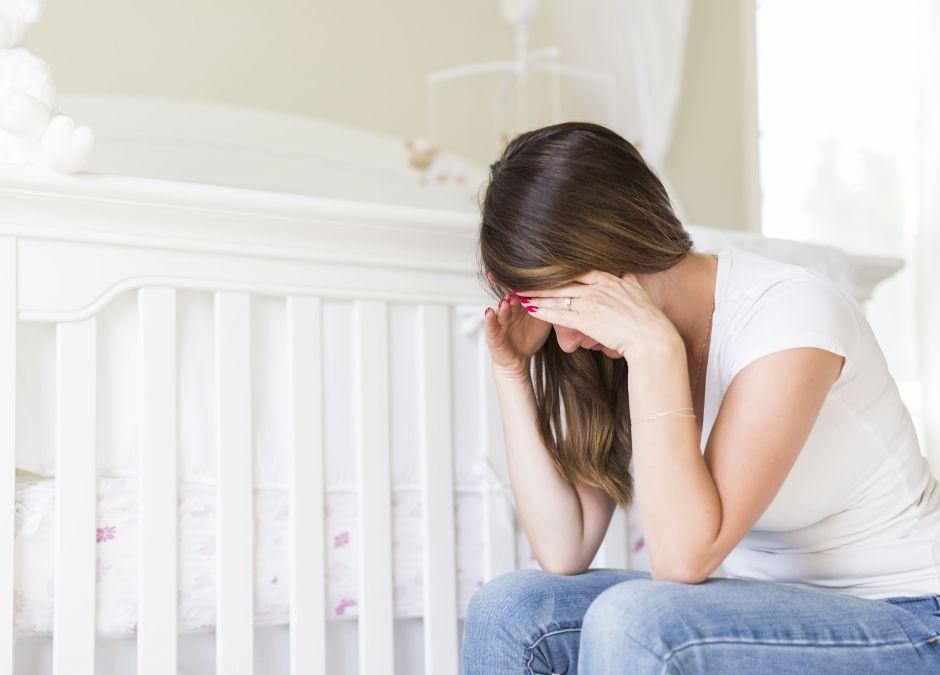 Kobieta, która nie może mieć dzieci