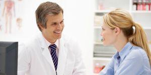 kobieta, lekarz, ginekolog, ciąża po 40, późne macierzyństwo