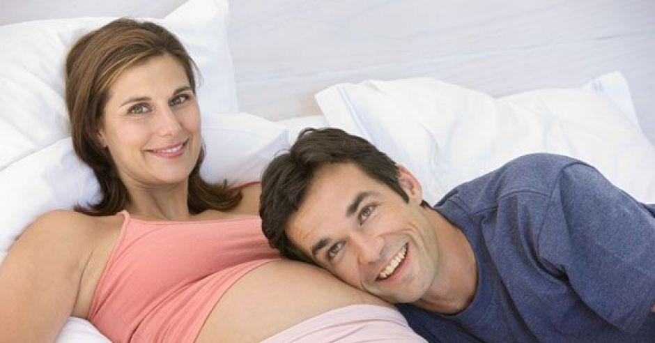 Ruchy dziecka w brzuchu