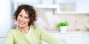 kobieta, odchudzanie, dieta